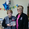 Debra Hughes, BOM & Michelle Blain, Administrator at Vandalia Rehabilitation & Health Care Center
