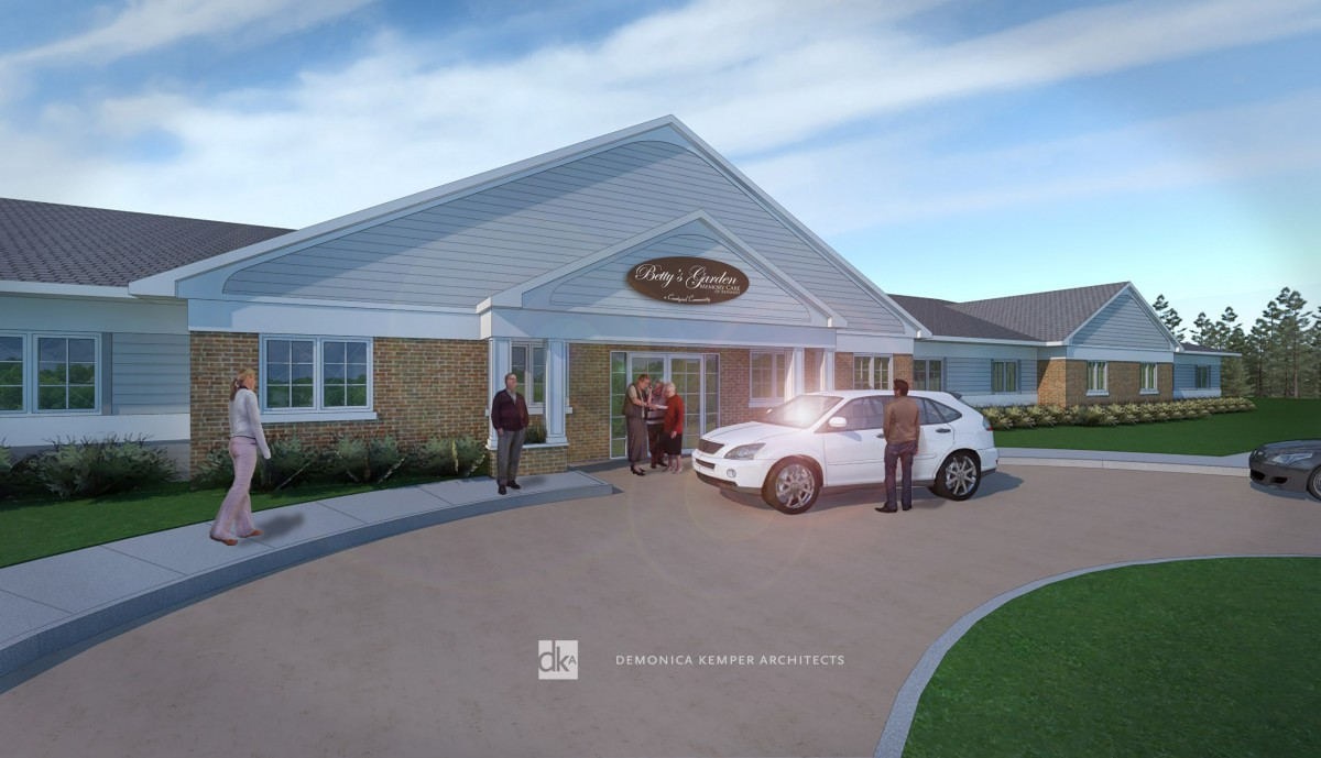 Betty S Garden Memory Care Coming To Kewanee Petersen Health Care
