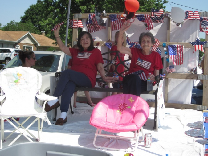 4th of July parade 2011 & Therapy 011
