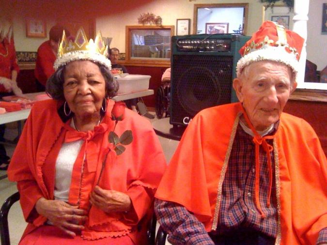Robings Manor King & Queen